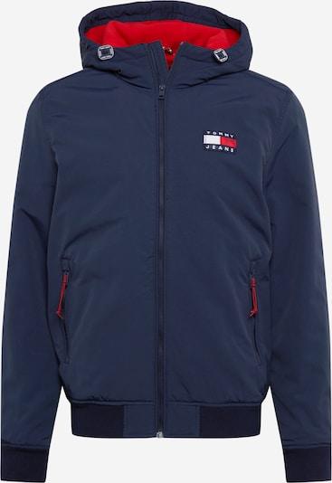 Tommy Jeans Prijelazna jakna 'PADDED ' u mornarsko plava, Pregled proizvoda