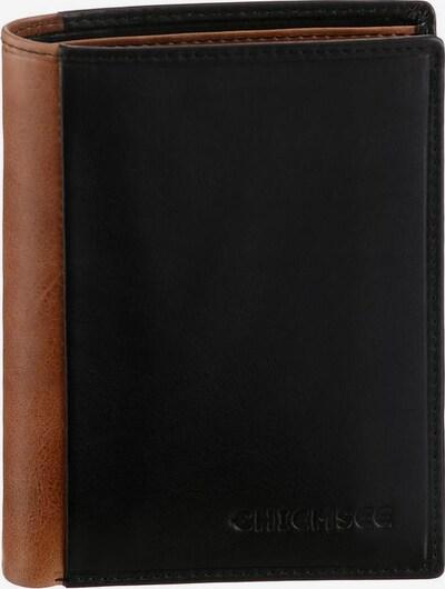 CHIEMSEE Portemonnaie in schwarz, Produktansicht