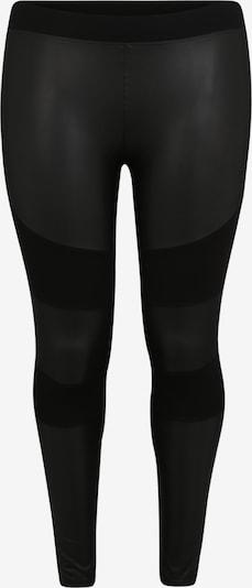 Urban Classics Curvy Leggings 'Ladies' in schwarz, Produktansicht