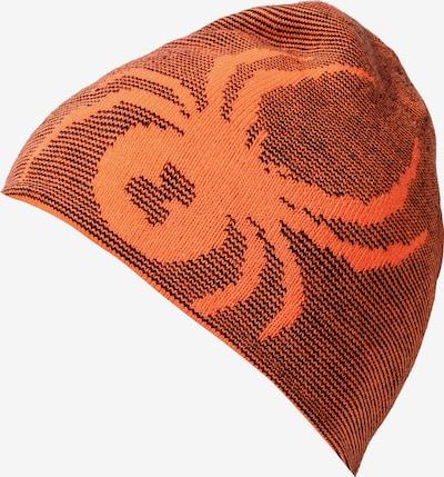 SPYDER Mütze 'Bug' in orange / schwarz, Produktansicht