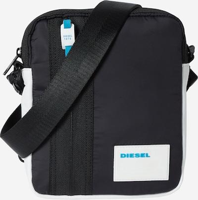 DIESEL Tasche 'Oderzo' in schwarz / weiß, Produktansicht