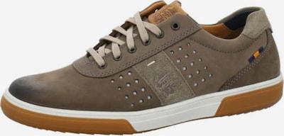FRETZ MEN Sneaker in braun, Produktansicht