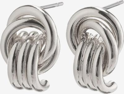Pilgrim Ohrringe 'Doris' in silber, Produktansicht