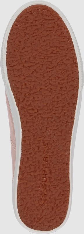 SUPERGA Sneaker Low mit Plateausohle