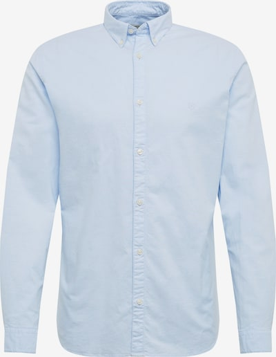 JACK & JONES Hemd 'JPRLOGO STRETCH SHIRT L/S NOOS' in hellblau: Frontalansicht