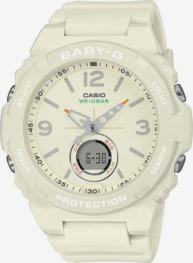 CASIO CASIO BABY-G Chronograph »BGA-260-7AER« in creme, Produktansicht