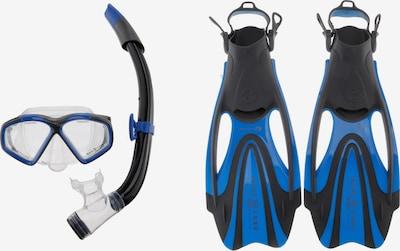 Aqua Lung Sport Schnorchelset 'Hawkeye' in blau / anthrazit, Produktansicht