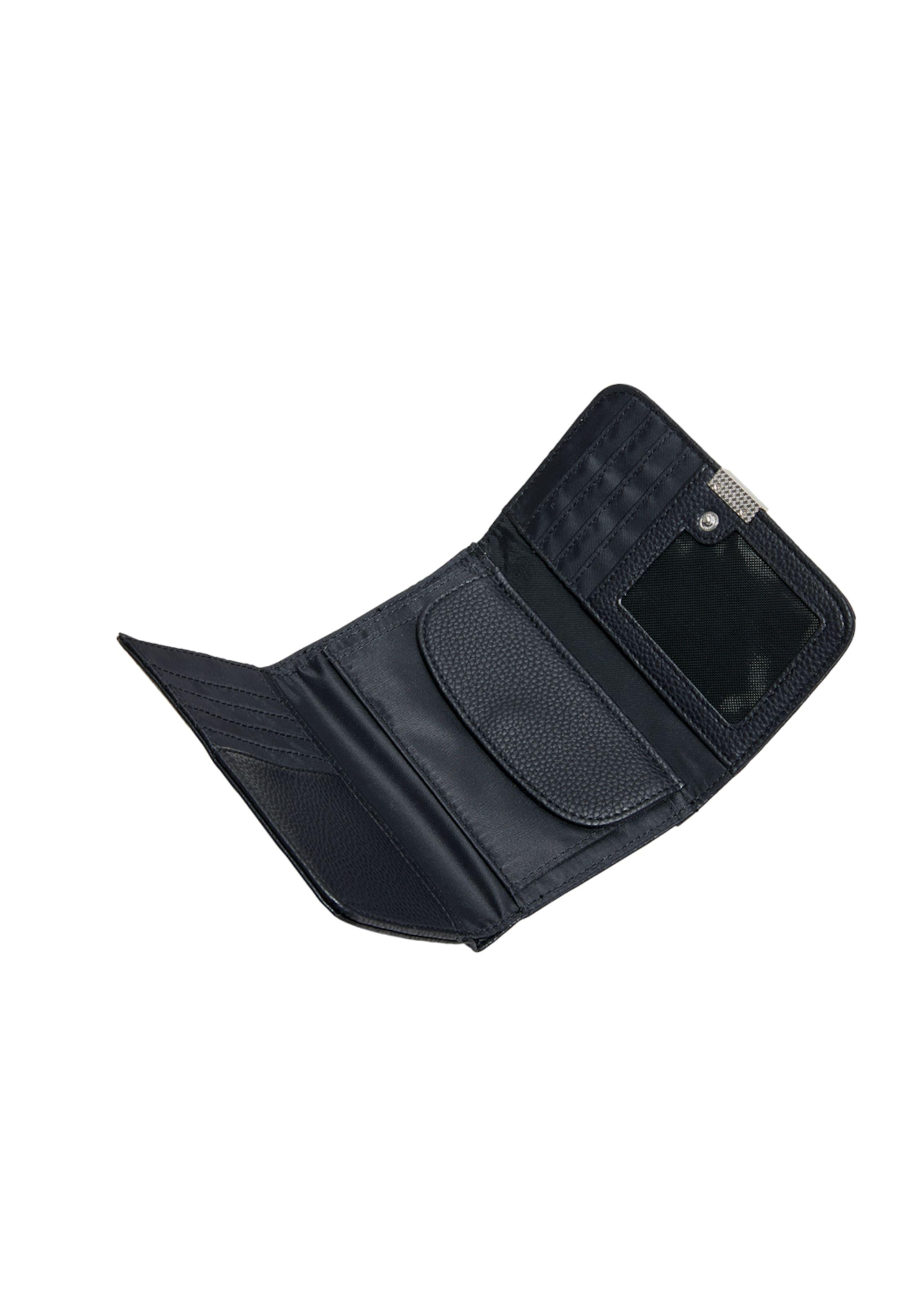 S Mit Wallet Schwarz oliver In Flap Struktur fI7v6byYgm