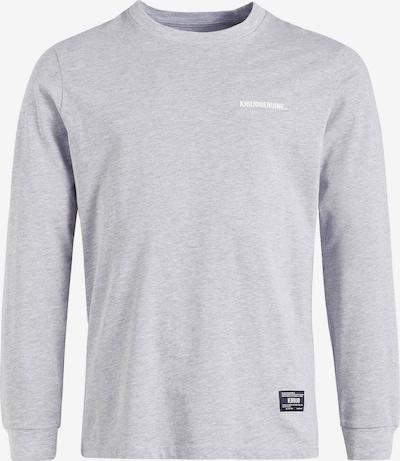 khujo Shirt 'Tethys' in grau, Produktansicht