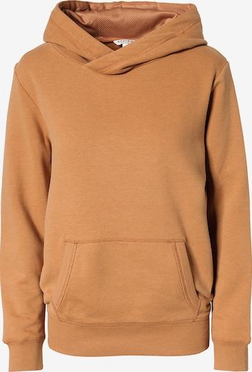 REVIEW FOR TEENS Sweatshirt in hellbraun: Frontalansicht