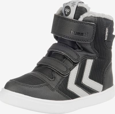 Hummel Sneakers 'Stadil' in schwarz / weiß, Produktansicht