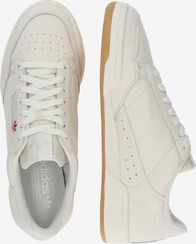 ADIDAS ORIGINALS Sneaker 'CONTINENTAL 80' in offwhite: Seitenansicht