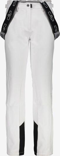 CMP Hose in schwarz / weiß, Produktansicht