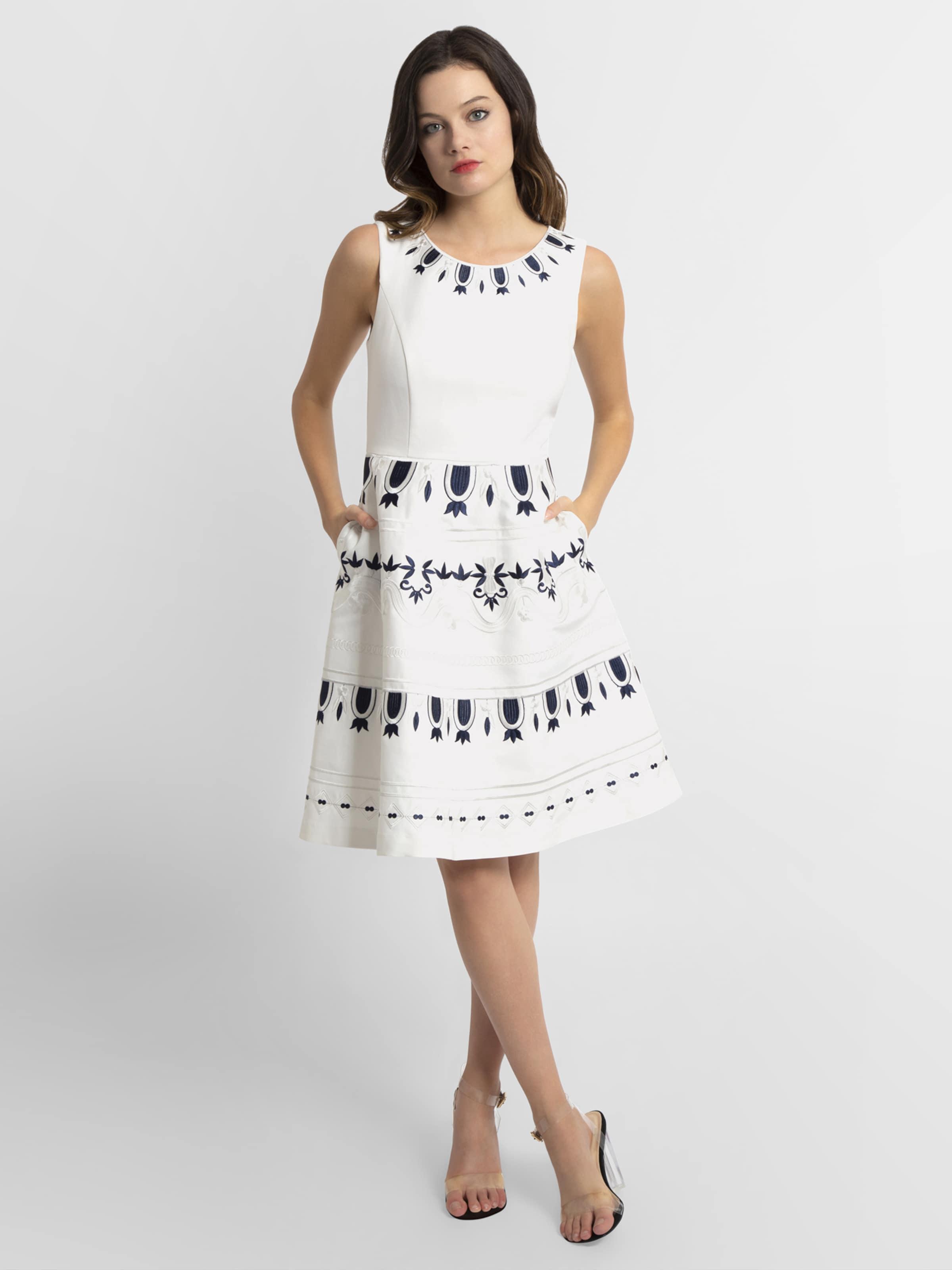 Apart Kleid In NachtblauWeiß Apart Kleid Apart Kleid NachtblauWeiß In cAR5jq4L3