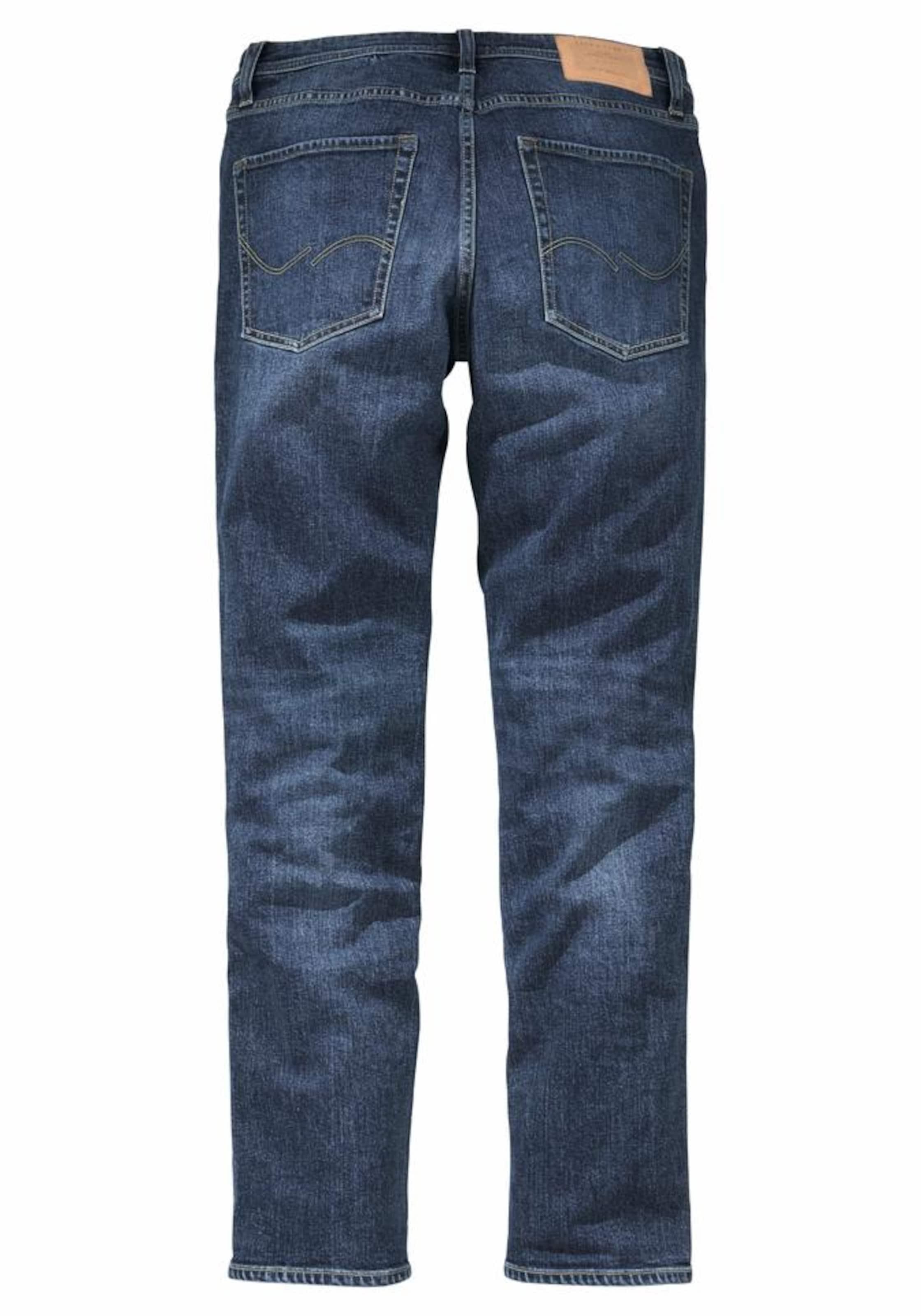 JACK & JONES Slim Fit Jeans 'TIM ORIGINAL CR 010' Neue Ankunft Günstig Online K5nYB9L
