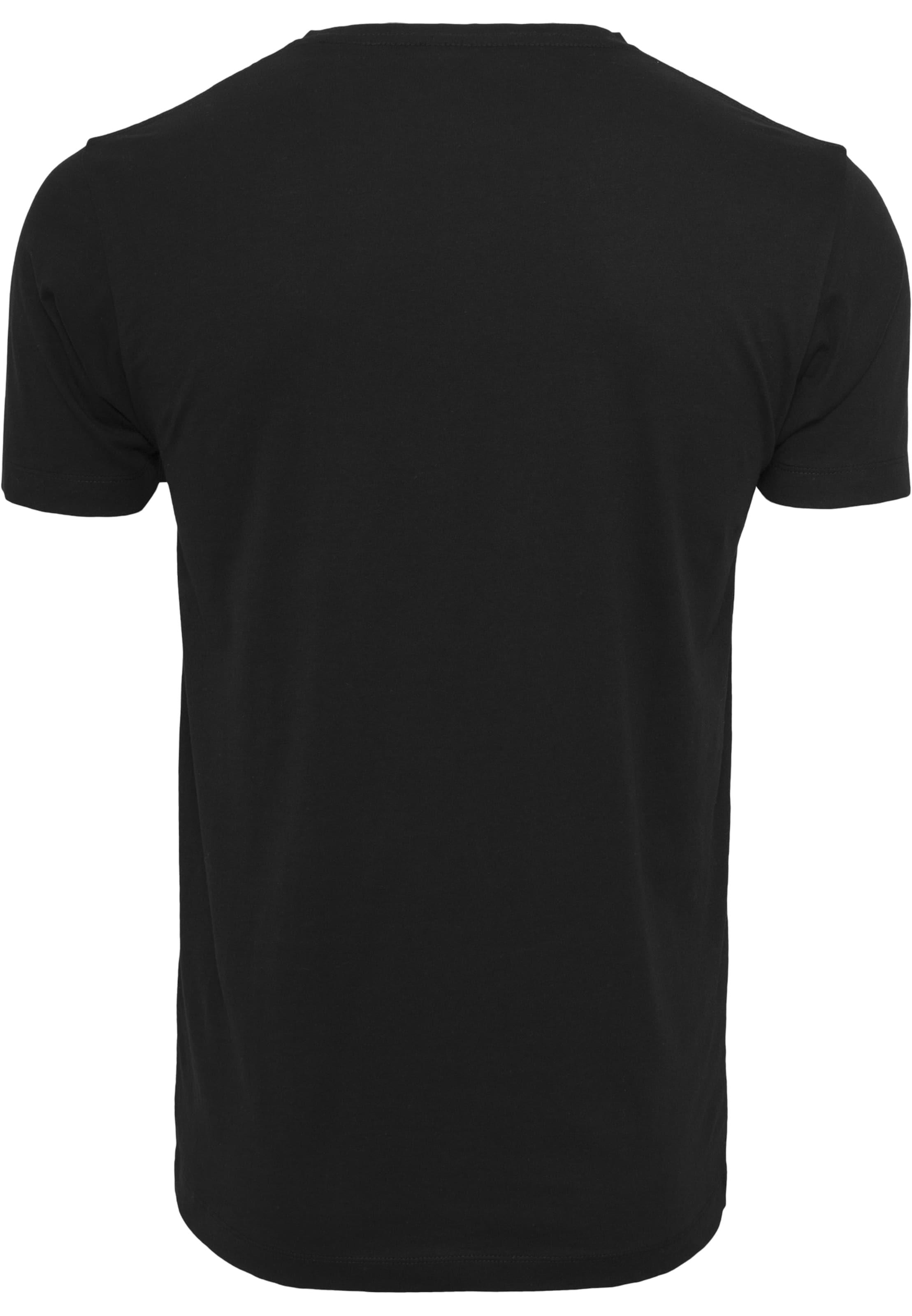HellgrauSchwarz shirt In T 'skull' Tee Mister nXNk08PwO