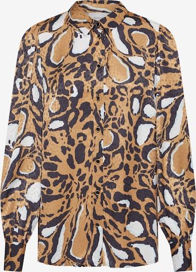 Gestuz Bluzka 'LoriGZ Shirt' w kolorze beżowym: Widok z przodu