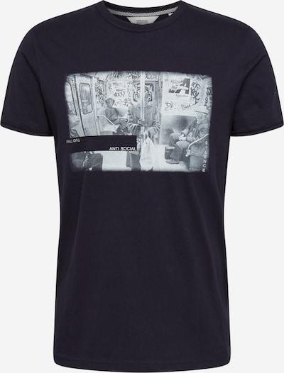 !Solid Shirt in mischfarben / schwarz, Produktansicht