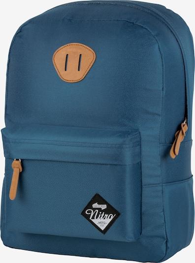 NITRO Rucksack in blau, Produktansicht