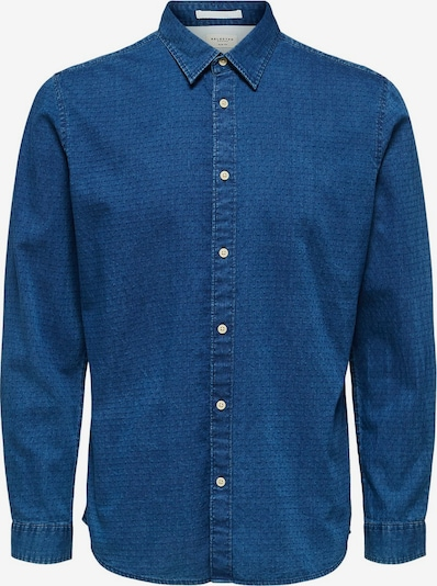 SELECTED HOMME Hemd in blau, Produktansicht