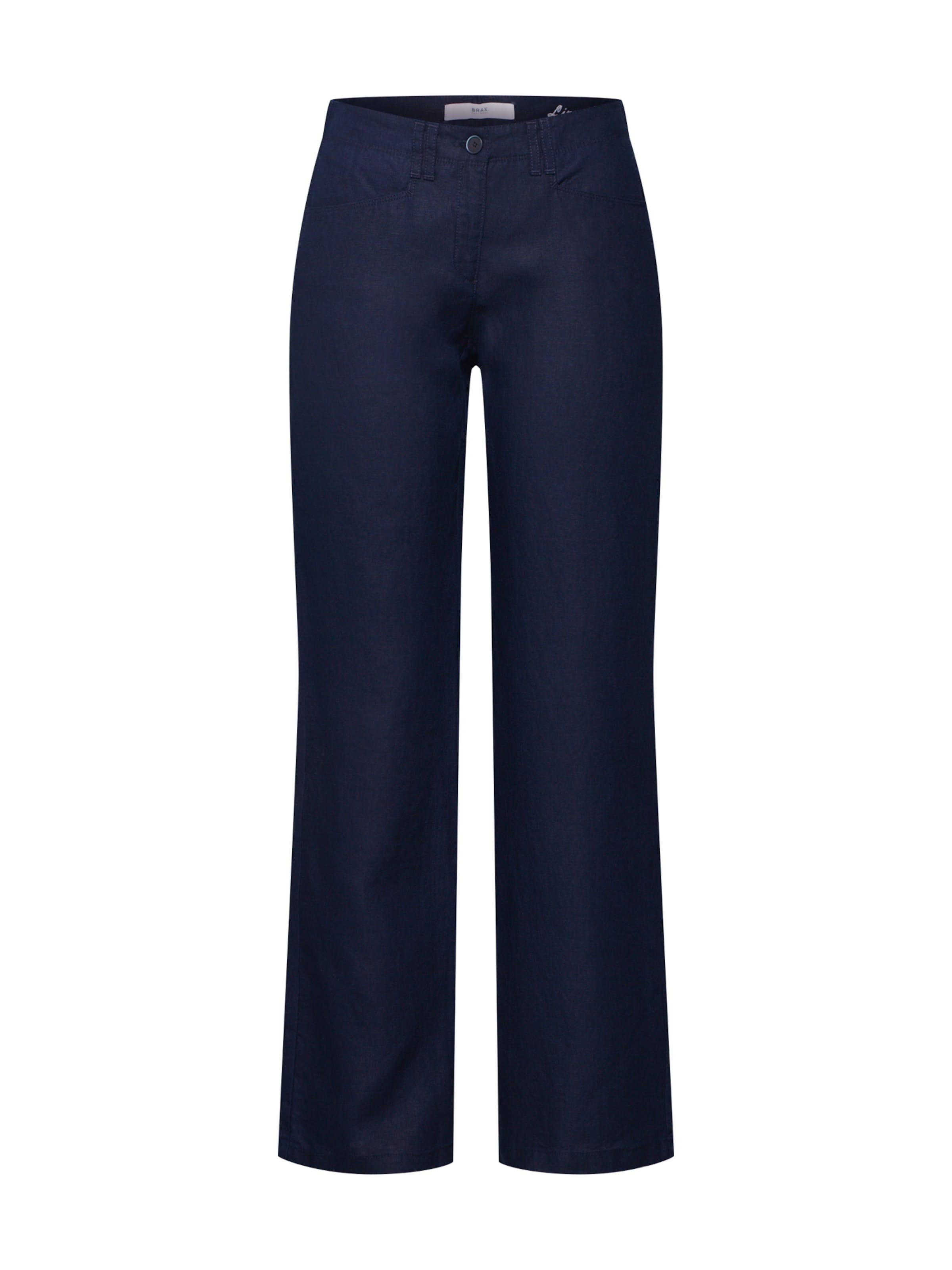 Bleu Brax En Pantalon 'farina' Marine UVSzMp