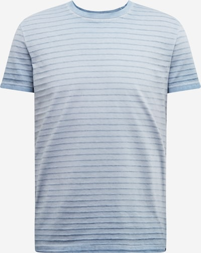 Marc O'Polo Shirt 'Organic / / T-SHIRTS SHORT SLEEVE' in de kleur Donkerblauw, Productweergave