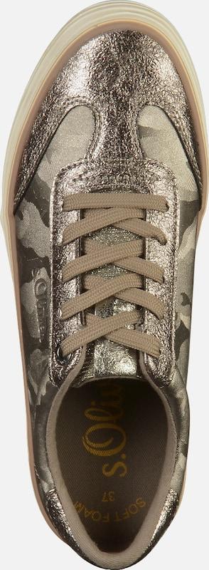 Haltbare Mode billige Schuhe s.Oliver RED Gut LABEL   Sneaker Schuhe Gut RED getragene Schuhe 754772