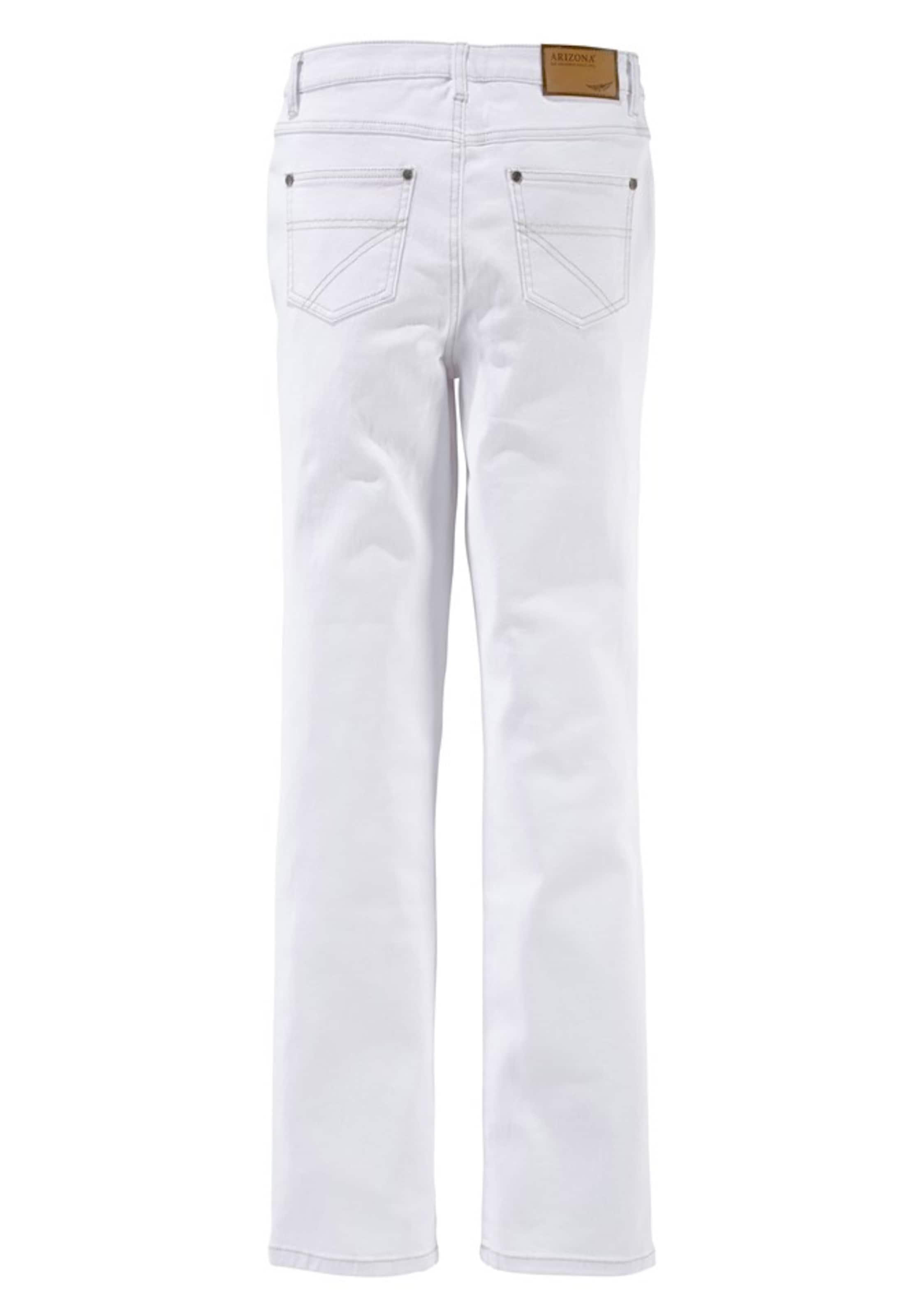 Jeans Arizona In Weiß Weiß Jeans In In Arizona Weiß Arizona Jeans Arizona qMpSVUz
