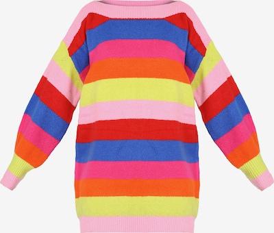 MYMO Oversized trui in de kleur Gemengde kleuren, Productweergave