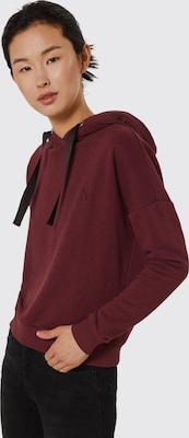 Noisy may Sweatshirt in Bourgogne