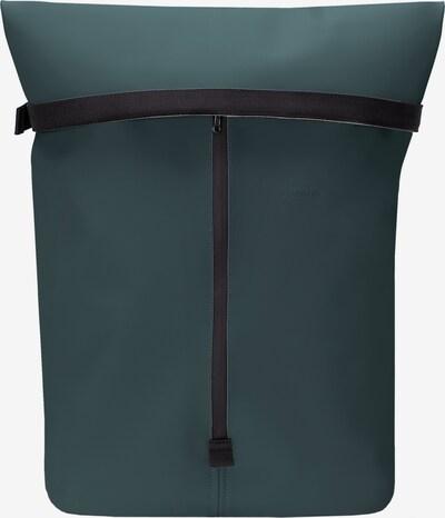 Ucon Acrobatics Rucksack 'Lotus Frederik' in dunkelgrün / schwarz, Produktansicht
