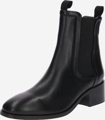 Chelsea Boots 'Amina' ABOUT YOU en noir