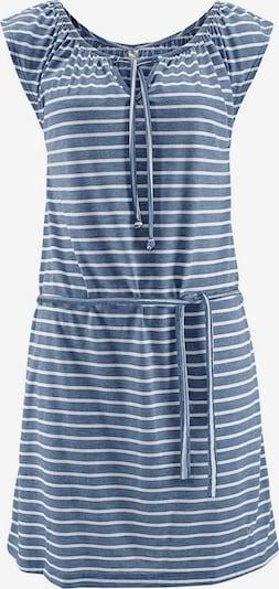 VENICE BEACH Strandkleid in taubenblau / weiß, Produktansicht