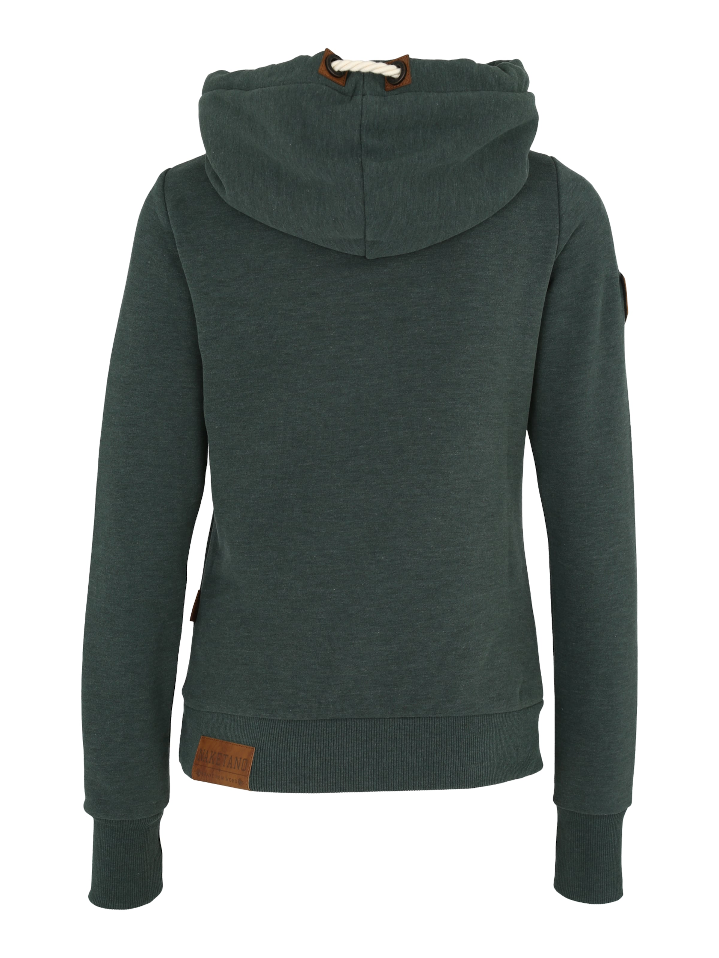 Naketano Naketano Naketano In 'darth' Tanne Sweatshirt Tanne 'darth' Sweatshirt Sweatshirt In In 'darth' wn0m8N