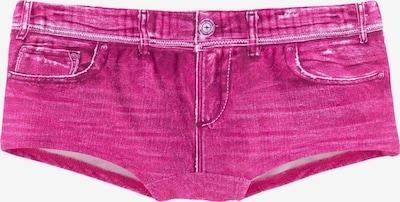 KangaROOS Bade Hotpants in dunkelpink, Produktansicht