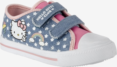 HELLO KITTY Hello Kitty Sneakers Low für Mädchen in blau / rosa, Produktansicht