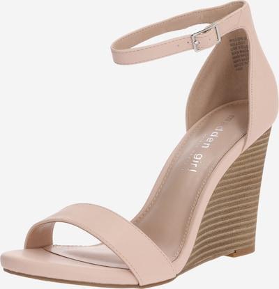 Madden Girl Páskové sandály - tělová, Produkt