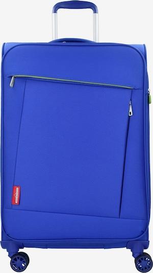 Hardware Trolley in blau, Produktansicht