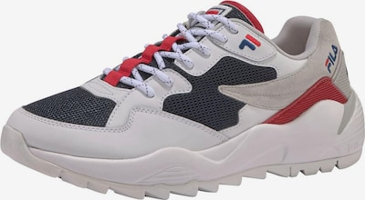 FILA Sneaker 'Vault CMR Jogger CB low' in rot / schwarz / weiß: Frontalansicht