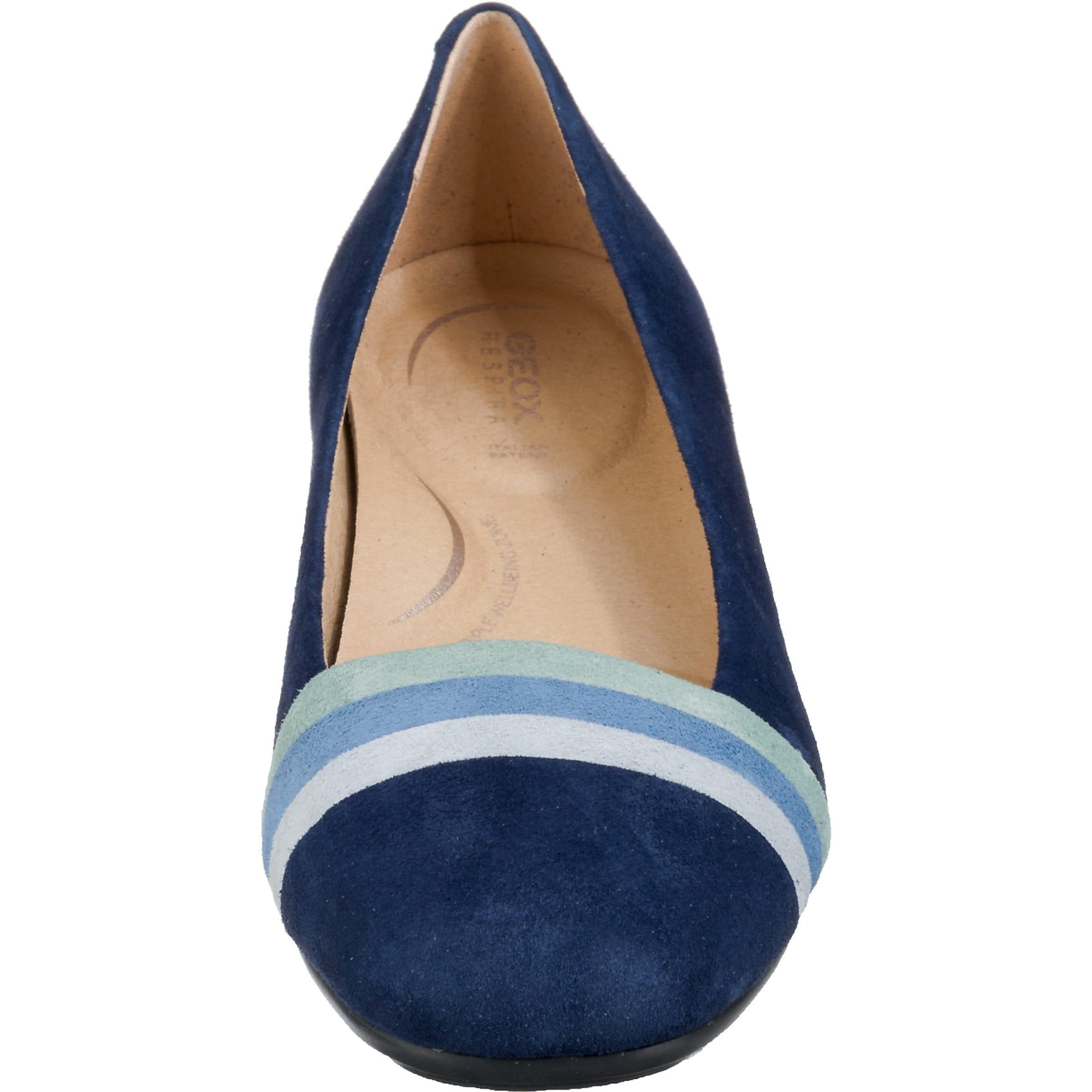 Ballerina 'd Hellblau Geox Annytah' In Pastellgrün BlauOpal wkPZiTOuX