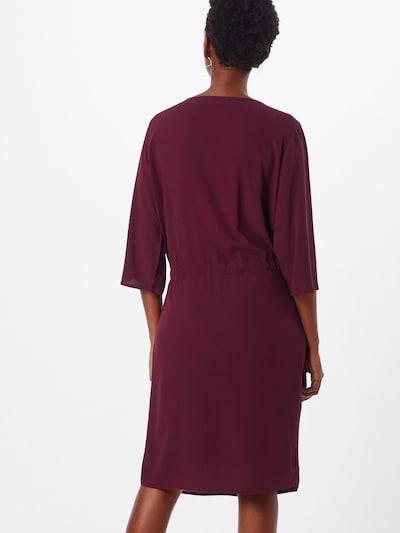 Suknelė 'BAY DALLAS' iš OBJECT , spalva - purpurinė: Vaizdas iš galinės pusės