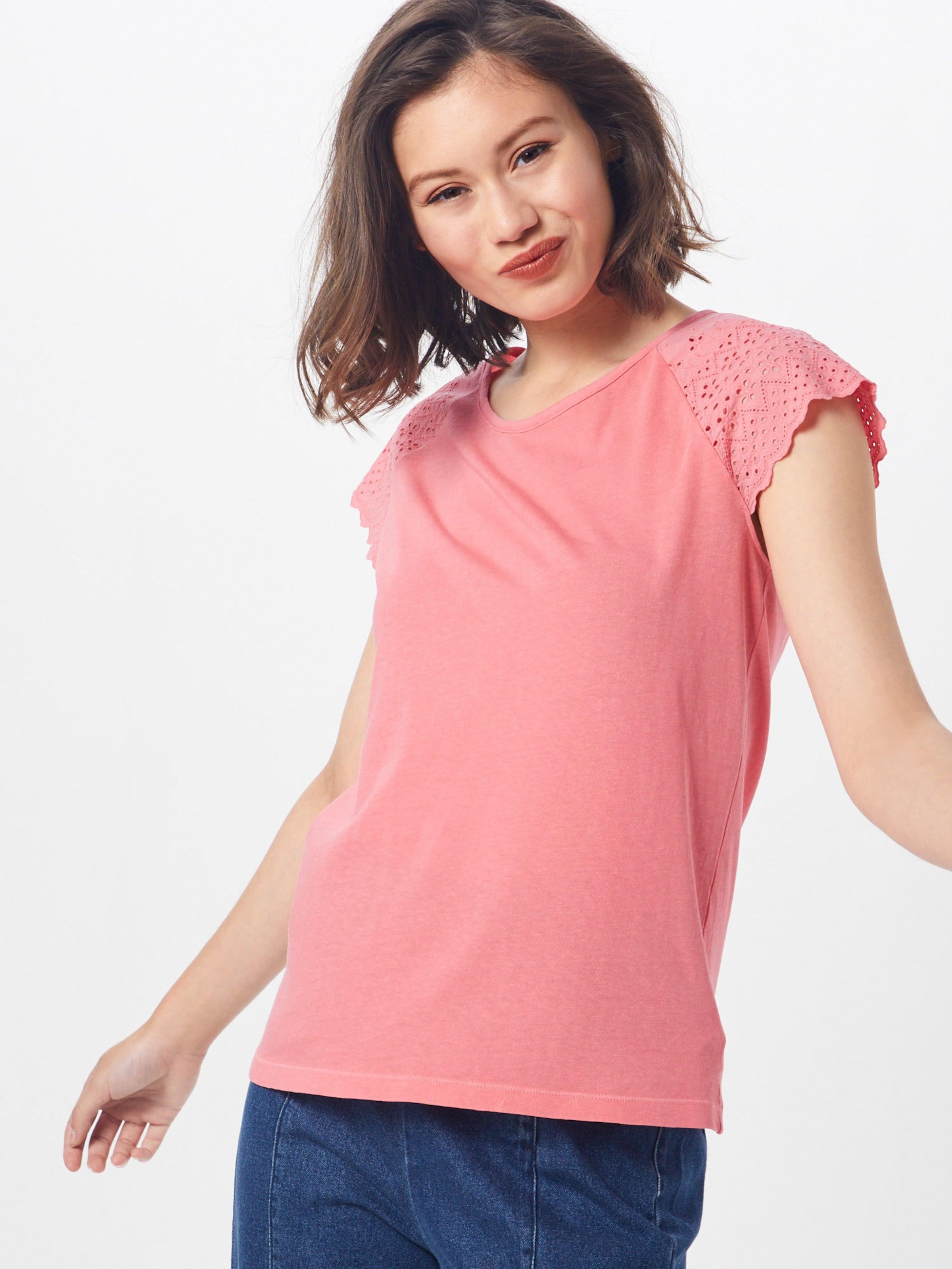 In Gap 'ss Eyelet Shirt Mix' Rosé yvN80wnmO