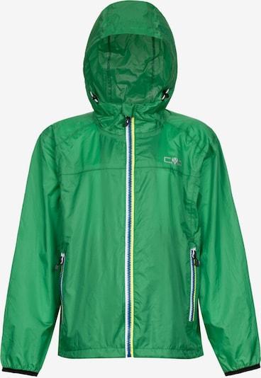 CMP Regenjacke in grün, Produktansicht