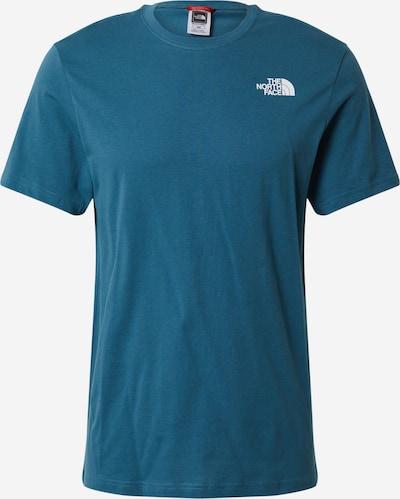 THE NORTH FACE Funkcionalna majica 'Red Box' | modra / črna barva, Prikaz izdelka