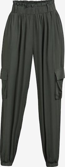 DREIMASTER Hose in dunkelgrün, Produktansicht