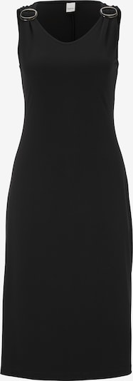 heine Oprijeta obleka | črna barva, Prikaz izdelka