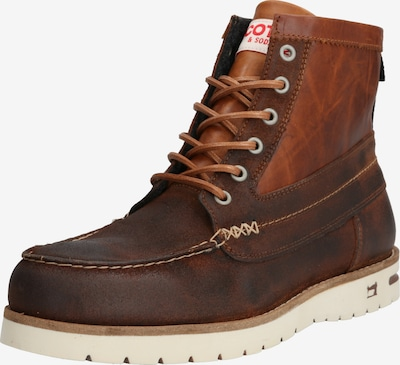 SCOTCH & SODA Snowboots 'Levant' in de kleur Cognac, Productweergave