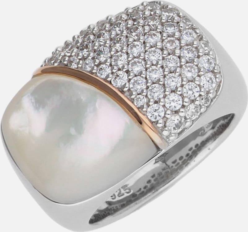 JOOP! Damen Fingerring Silber Silber Lily JPRG90710A