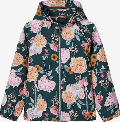 NAME IT Softshelljacke  'Alfa' in mischfarben, Produktansicht
