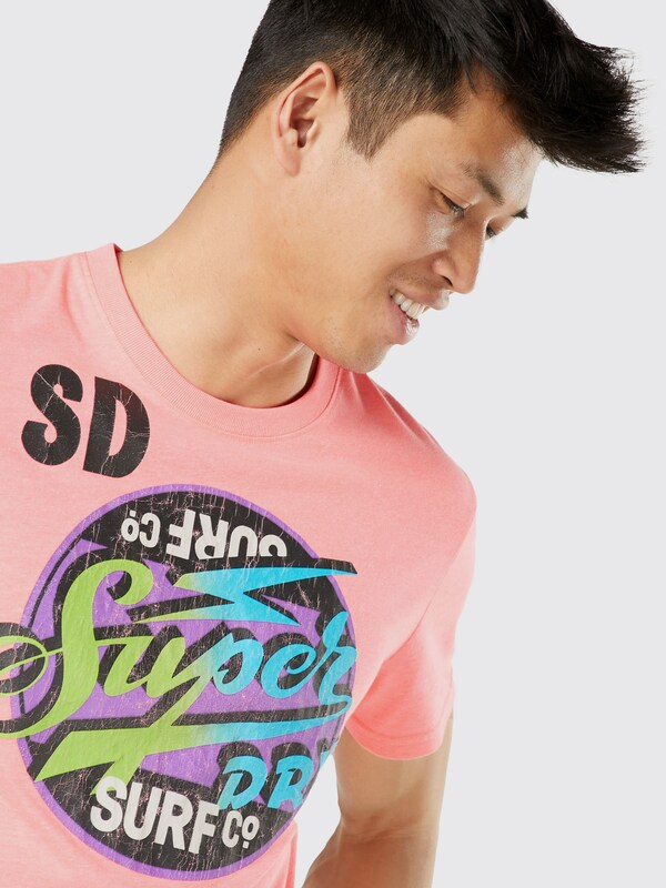 Superdry Shirt Mit Print